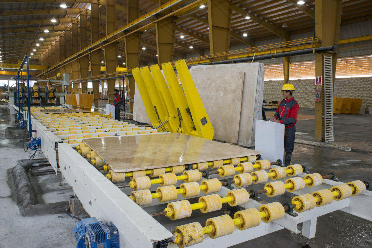 تولید سنگ ساختمانی