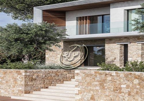 فروش مرغوب ترین سنگ های ساختمانی