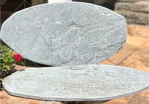 جنس سنگ های نا منظم پازلی