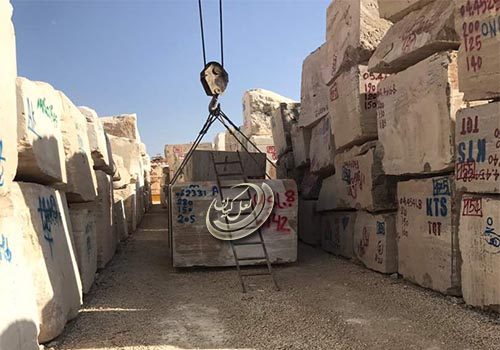 فروش کوپ صادراتی انواع سنگ ساختمانی