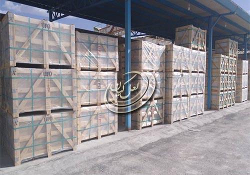 صادرات سنگ به گرجستان