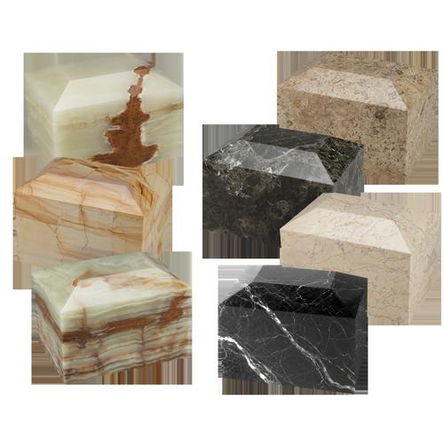 انواع سنگ ساختمانی رنگی در بازار سنگ