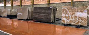 تولید سنگ های ساختمانی