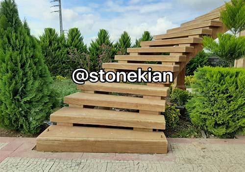 فروشنده برتر تراورتن طرح چوب به قیمت کارخانه