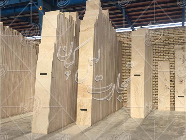 تولیدکنندگان سنگ پله عباس آباد